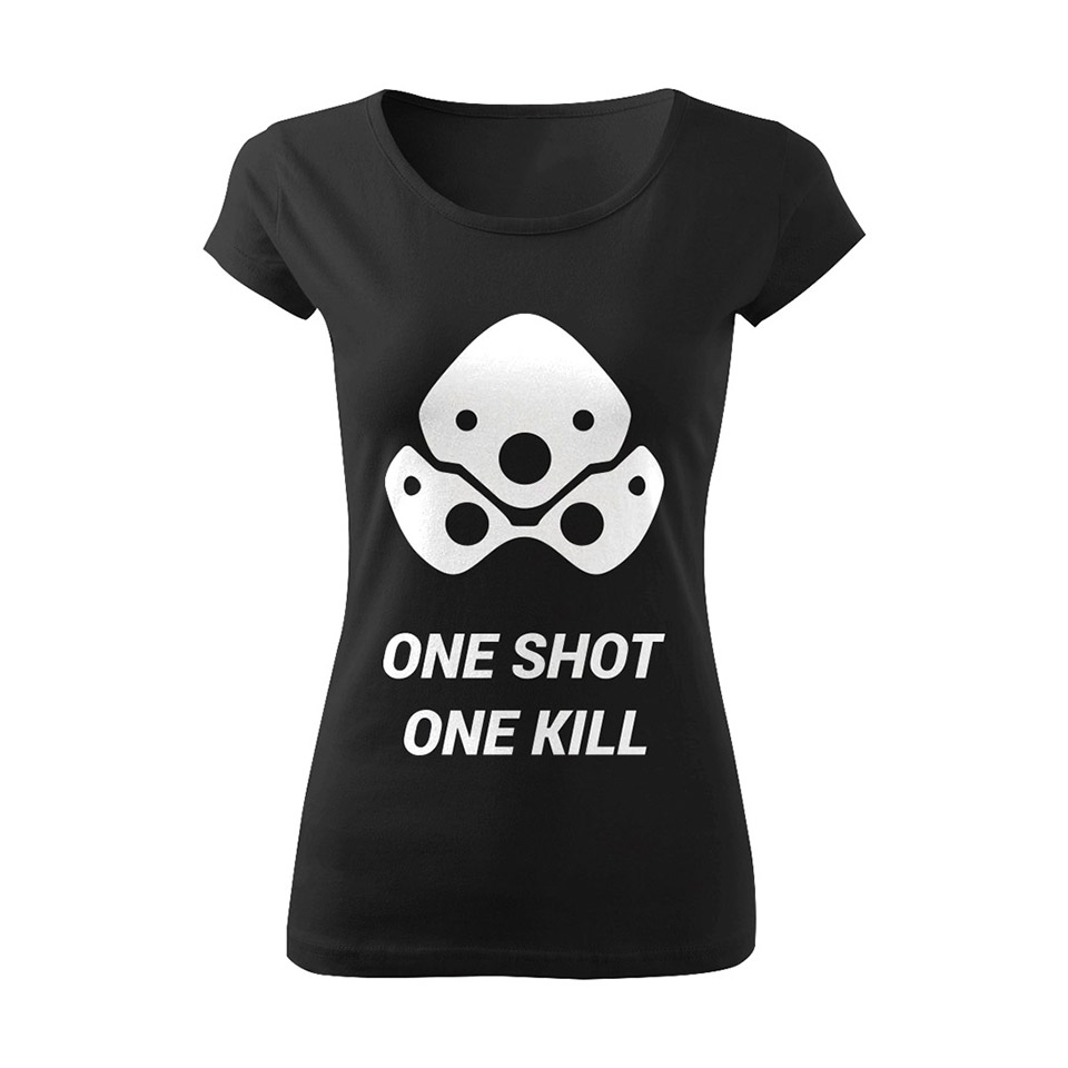 Dámske tričko Widowmaker