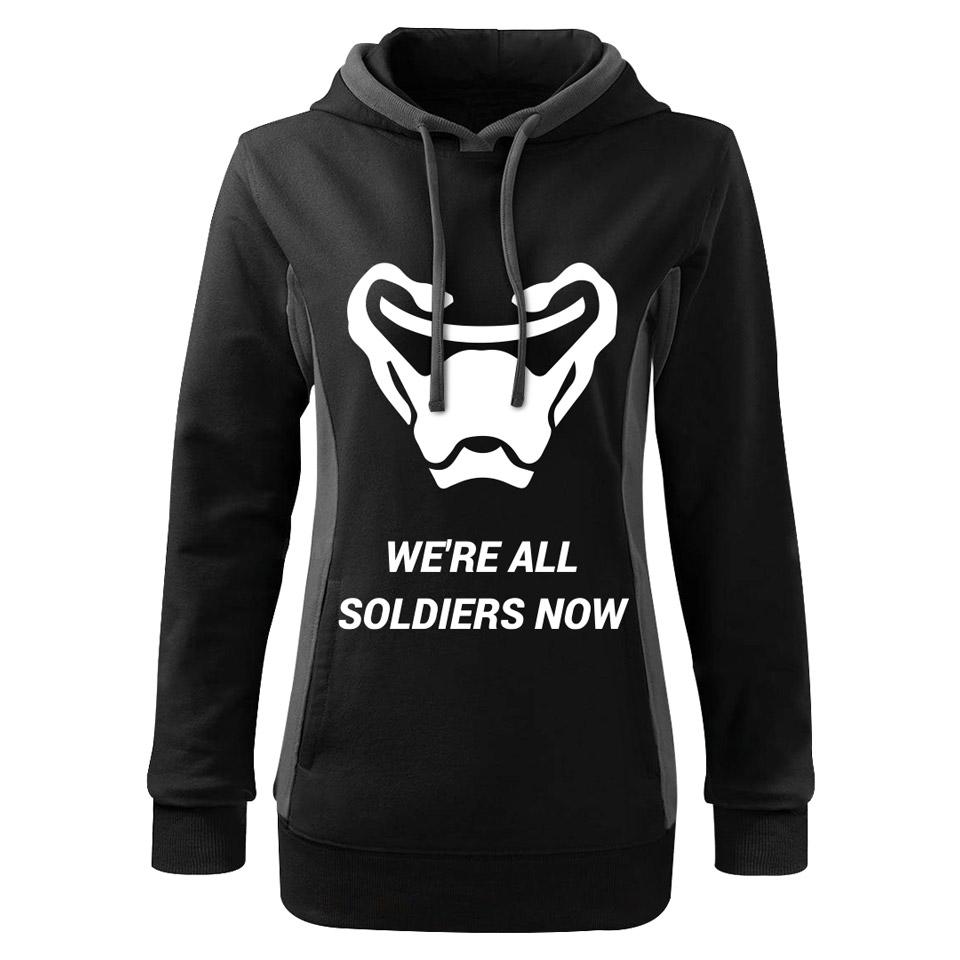 Dámska mikina Soldier76