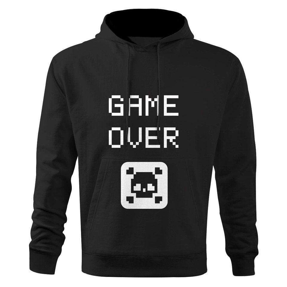 Pánska mikina Game over